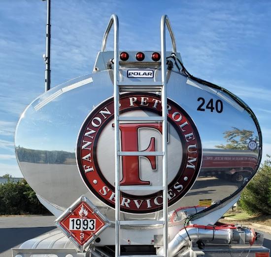Fannon Logo Truck